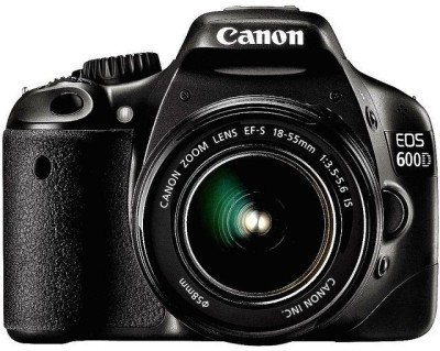Buy Canon EOS 600D DSLR Camera: Camera