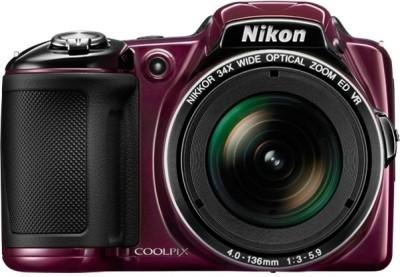 Buy Nikon Coolpix L830 Point & Shoot Camera: Camera
