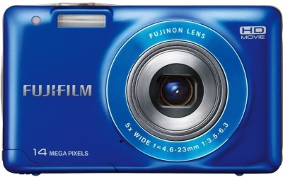 Fujifilm JX500 Point & Shoot Camera Blue available at Flipkart for Rs.4359