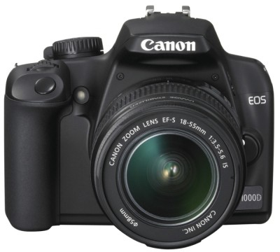 Buy Canon EOS 1000D DSLR Camera: Camera