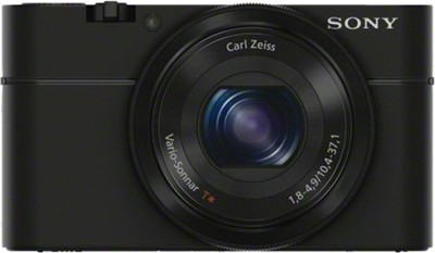 Sony DSC RX100 Point & Shoot Camera available at Flipkart for Rs.26990