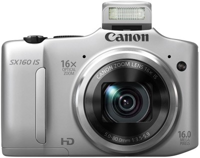 Buy Canon PowerShot SX160 IS Point & Shoot Camera: Camera