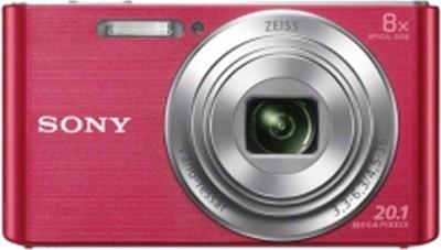 Sony Cyber-shot DSC-W830 Point & Shoot Camera(Pink)