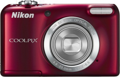 Buy Nikon Coolpix L27 Point & Shoot: Camera