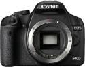 Canon EOS 500D DSLR Camera (Black)