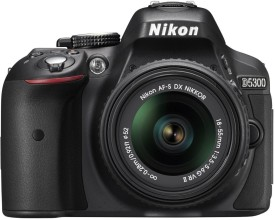 Nikon D5300 (AF-S 18-55 Mm VR ll Kit Lens) DSLR