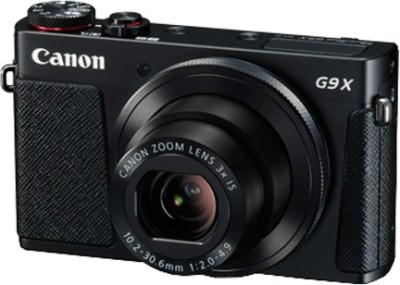 Canon PowerShot G9 X Point & Shoot Camera