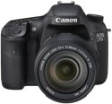 Canon EOS 7D DSLR Camera Black, Body with EF-S 18-85 mm IS I Lens
