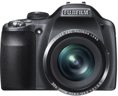 Fujifilm FinePix SL300 Point & Shoot Camera available at Flipkart for Rs.11299