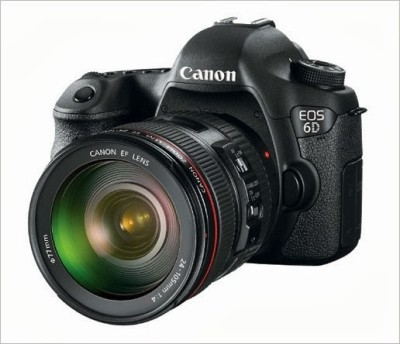 Canon EOS 6D Kit (24-105mm) DSLR