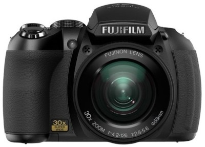Buy Fujifilm FinePix HS10 Point & Shoot Camera: Camera