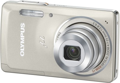 Buy Olympus Mju-5010 Point & Shoot Camera: Camera
