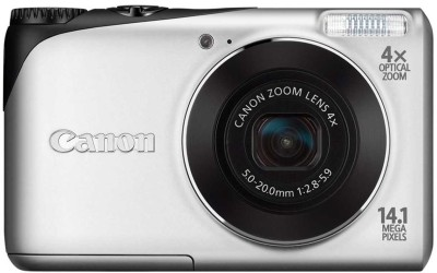 Buy Canon PowerShot A 2200 Point & Shoot Camera: Camera