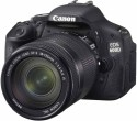 Canon EOS 600D (Body with EF-S 18-135 mm IS II Lens) (Body with EF-S 18-135 mm IS II Lens) DSLR Camera: Camera