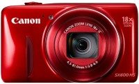 Canon PowerShot SX600 HS Point & Shoot Camera