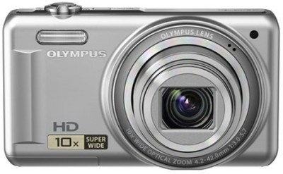 View Olympus Digital Compact VR-310 Point & Shoot Camera Price Online(Olympus)