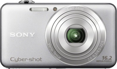 Sony CyberShot DSC WX50 Point & Shoot Camera Silver available at Flipkart for Rs.9490