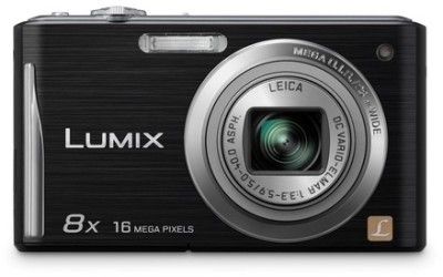 Buy Panasonic Lumix DMC-FH25 Point & Shoot Camera: Camera