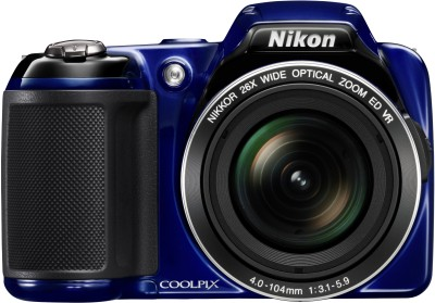 Buy Nikon Coolpix L810 Point & Shoot Camera: Camera