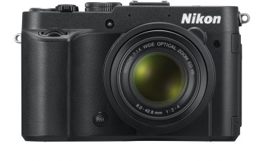 Nikon Coolpix P7700 Point & Shoot Camera available at Flipkart for Rs.23490