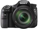 Sony SLT-A58M DSLR Camera - Black, Body With 18 - 135 Mm Lens
