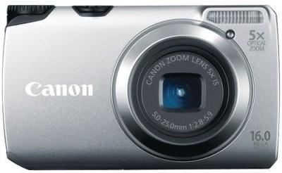 Buy Canon PowerShot A 3300 IS Point & Shoot Camera: Camera