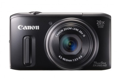 Buy Canon PowerShot SX260 HS Point & Shoot Camera: Camera