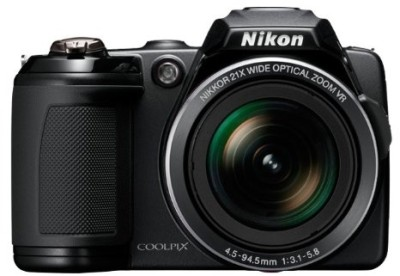 Buy Nikon Coolpix L120 Point & Shoot Camera: Camera