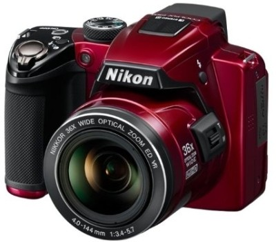 Buy Nikon Coolpix P500: Camera