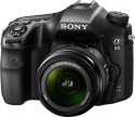 Sony ILCA-68K With (18 - 55 Mm Zoom Lens) DSLR Camera (Black)
