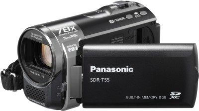 Buy Panasonic SDR-T55 Camcorder Camera: Camera