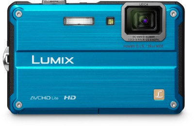 Buy Panasonic Lumix DMC-FT2 Point & Shoot Camera: Camera