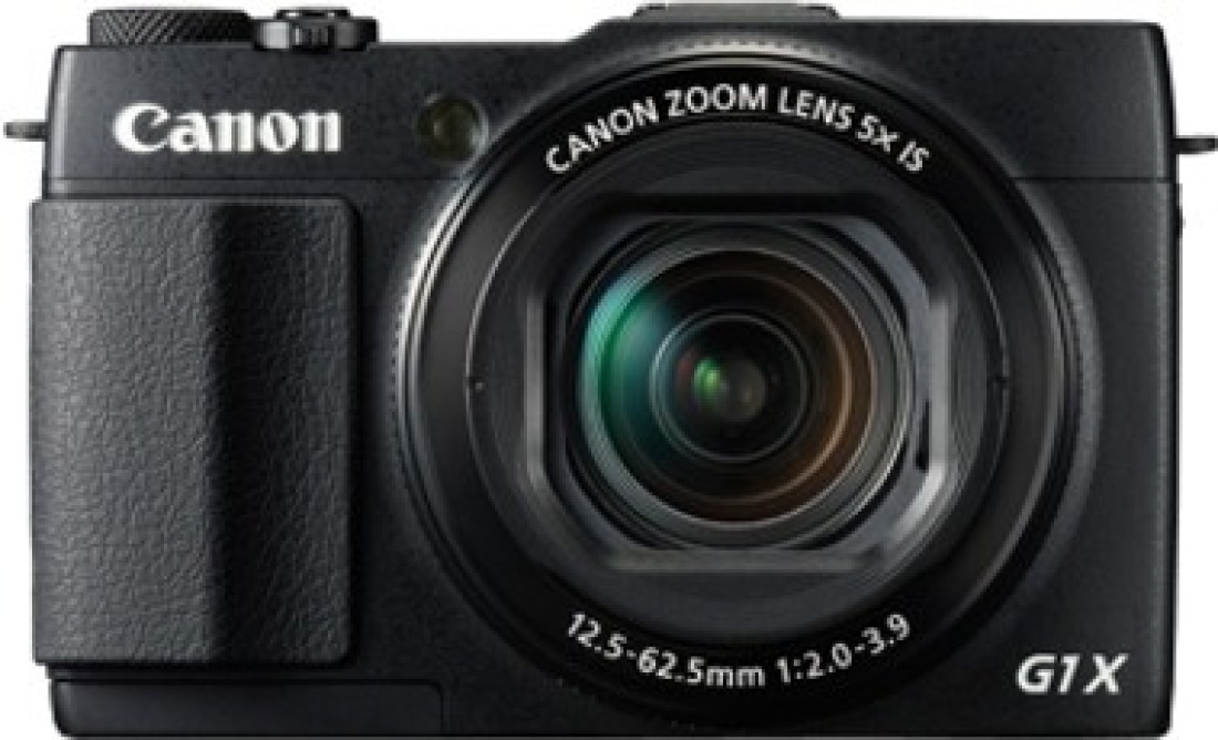 Canon PowerShot G1X (Mark II) Digital Camera