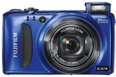 Fujifilm F660EXR Blue available at Flipkart for Rs.10890
