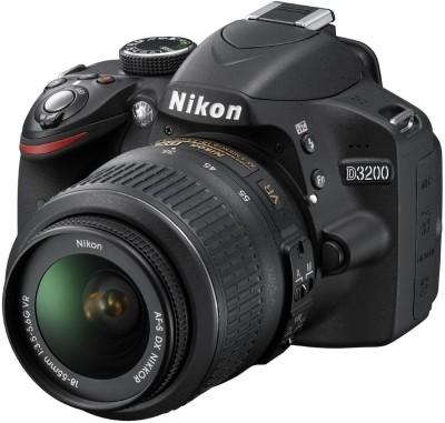 Compare Nikon D3200 DSLR Camera Black at Compare Hatke