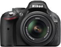 Nikon DSLR D5200 (Body with AF-S DX NIKKOR 18-55 mm F/3.5-5.6G VR II Lens) DSLR Camera