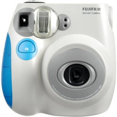 Fujifilm Instax mini 7S Instant Camera Blue available at Flipkart for Rs.5769