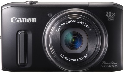 Buy Canon PowerShot SX240 HS Point & Shoot Camera: Camera