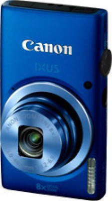 Canon IXUS 135 Advanced Point & Shoot Camera Blue available at Flipkart for Rs.7490
