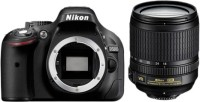Nikon D5200 (Body with AF-S 18-105 mm VR Lens) (Body with AF-S 18-105 mm VR Lens) DSLR Camera