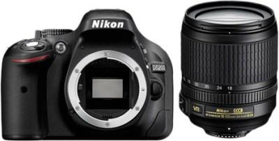 Nikon D5200 (Body with AF-S 18-105 mm VR Lens) (Body with AF-S 18-105 mm VR Lens) DSLR Camera