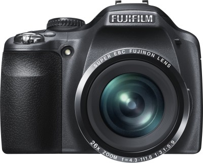 Fujifilm SL260 Point & Shoot Camera Black available at Flipkart for Rs.11999