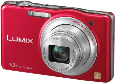 Buy Panasonic Lumix DMC-SZ1 Point & Shoot Camera: Camera