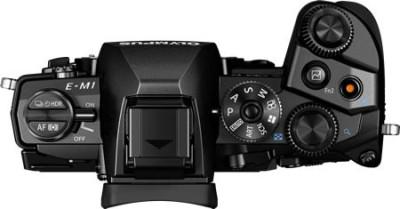 Olympus OM-D E-M1 Mirrorless Digital Camera (Body Only)
