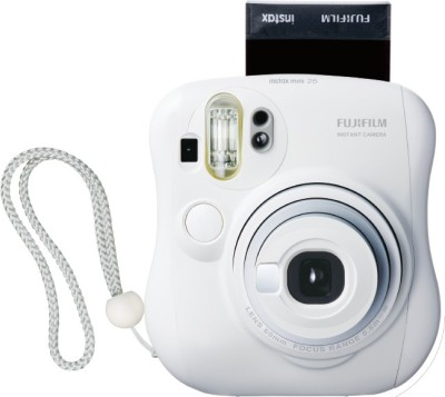 Fujifilm-Instax-Mini-25-Instant-Camera-(With-Instax-Film-Roll-Pack-of-10)