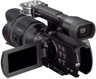 Sony-NEX-VG30-Camcorder