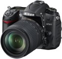 Nikon D7000 (Body with AF-S 18-105 mm VR Lens) DSLR Camera: Camera