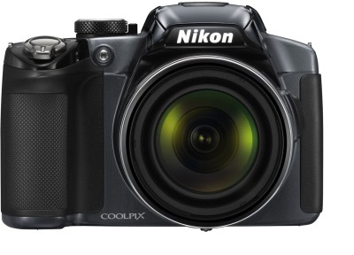 Nikon Coolpix P510 Point & Shoot Camera Silver available at Flipkart for Rs.21950