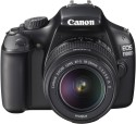 Canon EOS 1100D (Body with EF-S 18-55 mm IS II Lens) DSLR Camera: Camera