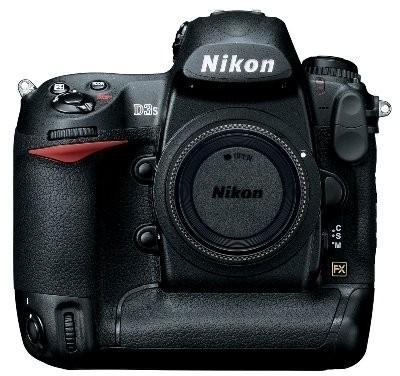 Buy Nikon D3S DSLR Camera: Camera